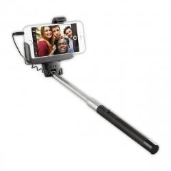 "muvit palo selfie jack 3,5 mm. hasta 6,2"" negro"