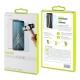 muvit pack Samsung Galaxy J6 2018 funda Cristal Soft transparente + protector pantalla vidrio templado plano