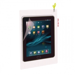 "muvit protector pantalla flexible universal (2 unid mate). Hasta 11,6"""