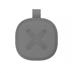 muvit altavoz Wireless HD2 tela gris marengo
