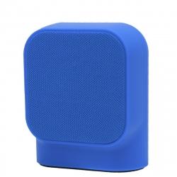 muvit SD1 altavoz inalámbrico 3W tela azul