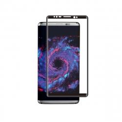 muvit protector pantalla Samsung Galaxy S8 vidrio templado curvo marco negro
