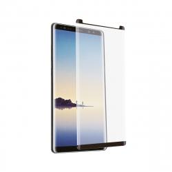 muvit protector pantalla Samsung Galaxy Note 8 vidrio templado curvo case friendly marco negro