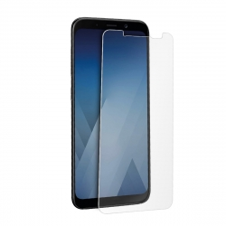 muvit protector pantalla Samsung Galaxy A8 2018 vidrio templado plano