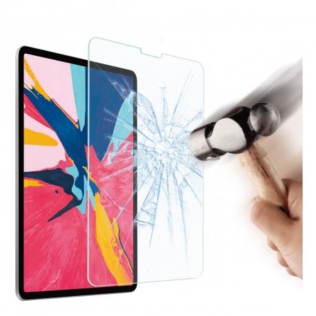 "muvit protector pantalla Apple iPad Pro 11"" 2018 vidrio templado plano"