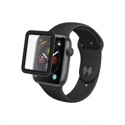 muvit protector pantalla Apple Watch serie 3 42mm vidrio templado curvo