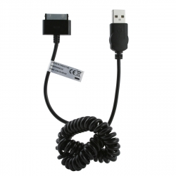 muvit cable USB-30 pin 1A 1m negro