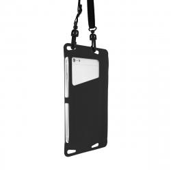 "muvit funda acuática Trendy universal IPx8 bolsillo interior hasta 5.5"" negra"