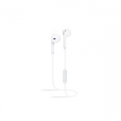 Myway auriculares estéreo wireless blanco