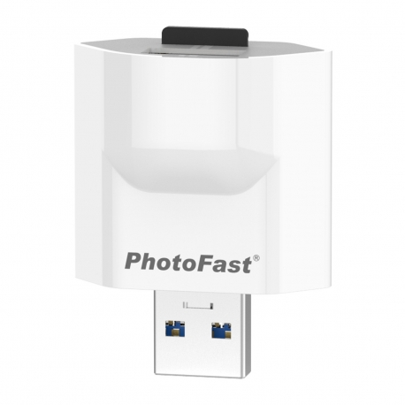 Lector de tarjetas micro SD i-Flash Drive PhotoCube