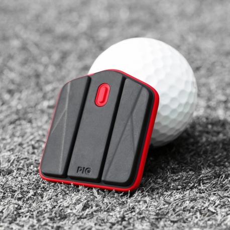 PIQ sensor multideportivo inteligente con accesorio para golf