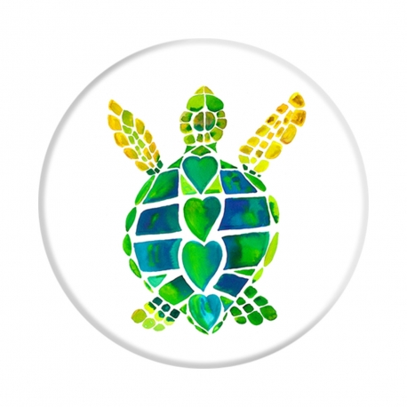 PopSockets soporte adhesivo Turtle Love