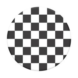 PopSockets soporte adhesivo Checker Black