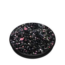 PopSockets soporte adhesivo Sparkle Black