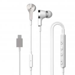 Pioneer Rayz Pro Ice auriculares premium lightning + USB C con cancelación de ruido blanco