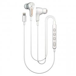 Pioneer Rayz Ice auriculares premium lightning con cancelación de ruido blanco