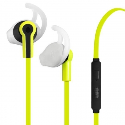 Puro auriculares estéreo 3,5mm lima