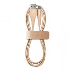 Puro cable USB-Micro USB 2.4A 1m oro
