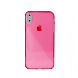 Puro funda Nude 0.3 Apple iPhone Xs/X rosa