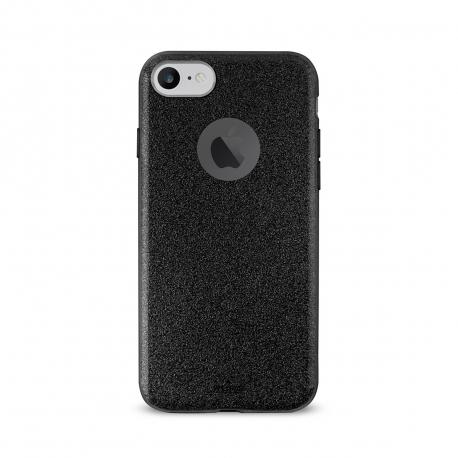 Puro carcasa Shine Apple iPhone 8/7/6S/6 negra