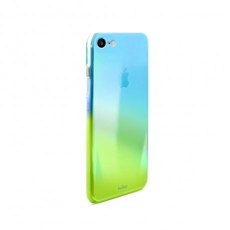 Puro carcasa Hologram Apple iPhone 8/7 azul