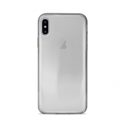 Puro funda Nude 0.3 Apple iPhone XS Max transparente