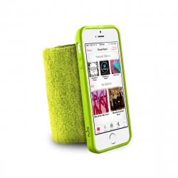 Puro funda muñequera Apple iPhone SE/5S/5 verde