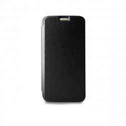 Puro funda Wallet Samsung Galaxy S7 Edge con tarjetero negra
