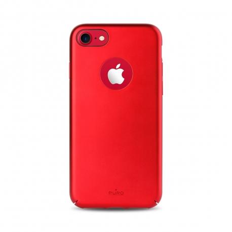 Puro carcasa magnética Apple iPhone 8/7 roja