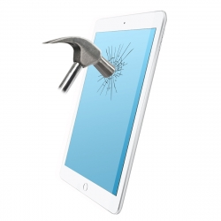 "Puro protector pantalla Apple iPad Air 10,5"" 2019/Pro 10,5"" 2017 vidrio templado plano"