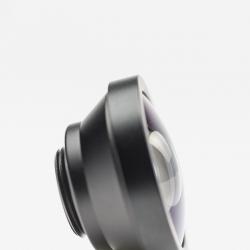 Pixter lente universal gran angular para smartphones