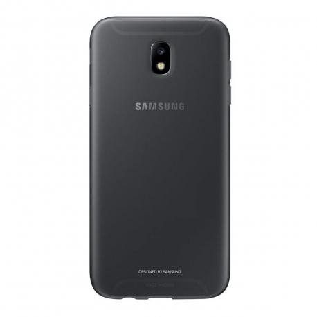 Samsung carcasa Jelly Samsung Galaxy J7 2017 negra