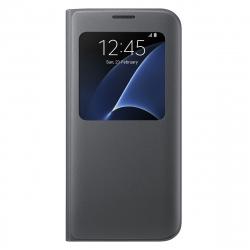 Samsung funda S View Samsung Galaxy S7 Edge negra