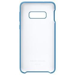 Samsung funda silicona Samsung Galaxy S10e azul