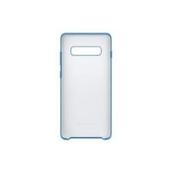 Samsung funda silicona Samsung Galaxy S10+ azul