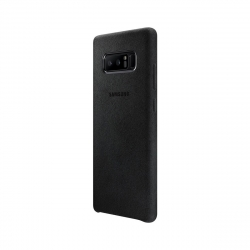 Samsung carcasa Alcantara Samsung Galaxy Note 8 negra
