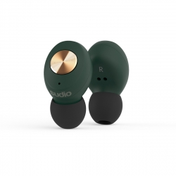 Sudio Tolv Auriculares Bluetooth True Wireless premium verde