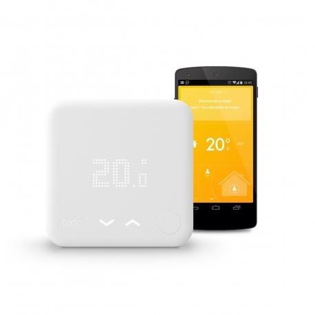Tado kit inicio termostato inteligente y bridge para internet V2