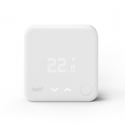 Tado kit inicio termostato inteligente y bridge para internet V3+