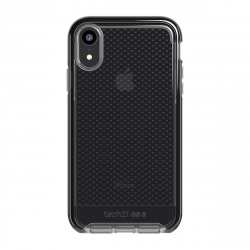Tech21 carcasa Evo Check Apple iPhone XR negro humo