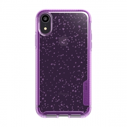Tech21 carcasa Pure Soda Apple iPhone XR lila