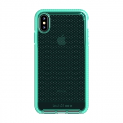 Tech21 carcasa Evo Check Apple iPhone Xs Max verde transparente
