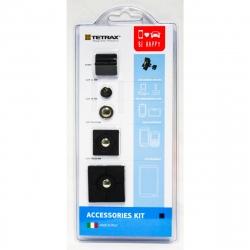 Tetrax kit accesorios Xvent para Xway/Smart al salpicadero del coche Tetrax negro