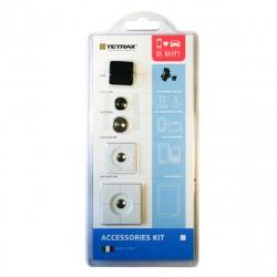 Tetrax kit accesorios Xvent para Xway/Smart al salpicadero del coche Tetrax blanco