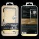 muvit Tiger soft funda Huawei P30 shockproof 2m transparente + borde negro