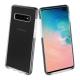 muvit Tiger funda Soft Samsung Galaxy S10 Plus shockproof 2m transparente + borde negro