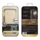 muvit Tiger funda Soft Samsung Galaxy S10e shockproof 2m transparente + borde negro