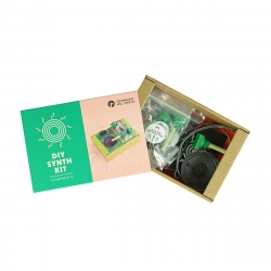Tech Will Save Us Synth Kit Sintetizador 3 en 1 para niños 12+