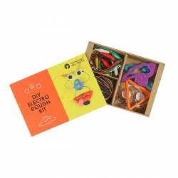 Tech Will Save Us Electro Dough Kit masa conductora para niños 4+