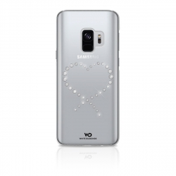 White Diamonds carcasa Eternity Samsung Galaxy S9 transparente